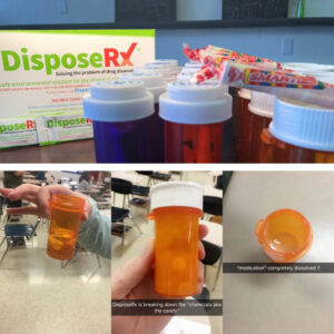Roane County Anti-Drug Coalition DisposeRx Demonstration